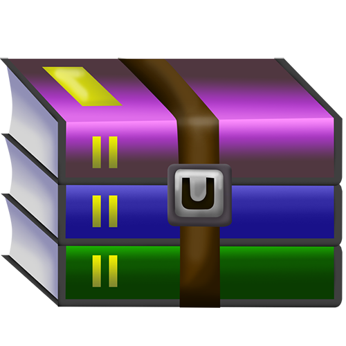 Winrar Farsi / English - نرم افزار فشرده سازی وین رار
