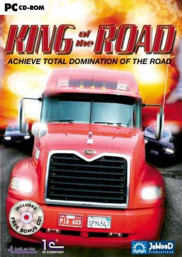 King of the Road - بازی ماشین سواری سلطان جاده ها برای کامپیوتر