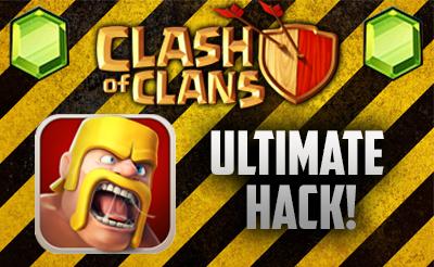 Clash of Clans Hack - نسخه های هک شده کلش اف کلنز بدون نیاز به روت