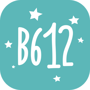 B612 Beauty & Filter Camera  – نرم افزار فیلتر دوربین و عکاسی اندروید