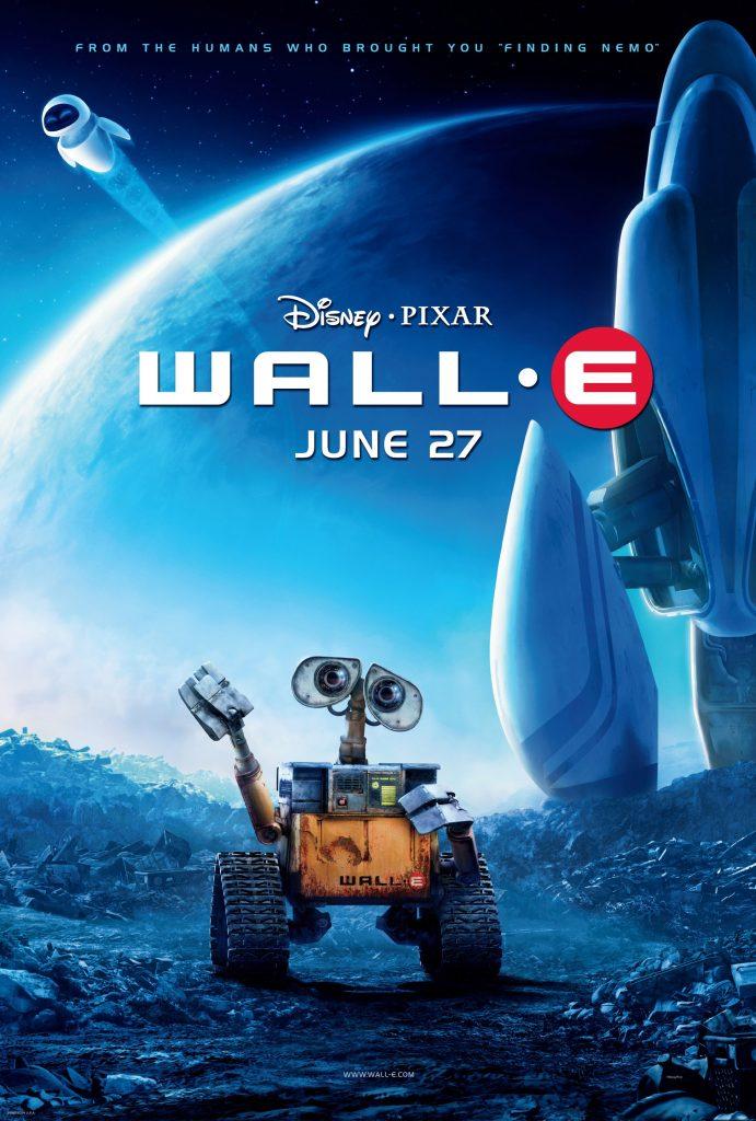 Wall.E 2008 - دانلود انیمیشن وال ای کیفیت 720p و 1080p