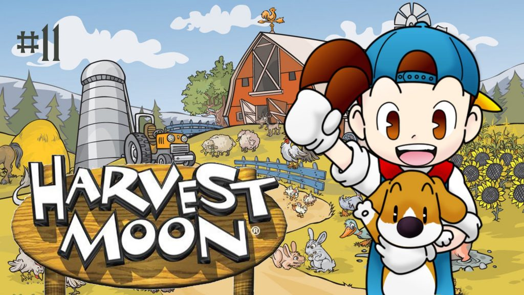 Harvest Moon: Back to Nature - بازی استراتژیک مزرعه دار کامپیوتر