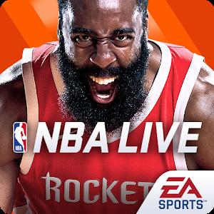 NBA LIVE Mobile Basketball - بازی بسکتبال ان بی ای اندروید