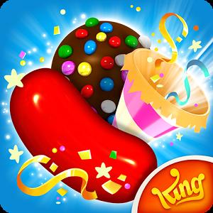 Candy Crush Saga  - بازی فکری کندی کراش اندروید + مود