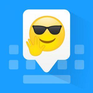 Facemoji Emoji Keyboard  - نرم افزار کیبورد اندروید