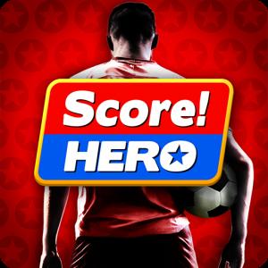 Score! Hero - بازی امتیاز قهرمانی اندروید + مود