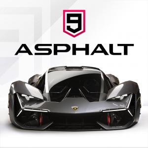 Asphalt 9: Legends - بازی آسفالت 9 لجندز برای اندروید + دیتا