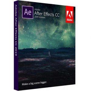 Adobe After Effects CC 2019 - نرم افزار افتر افکت برای ویندوز