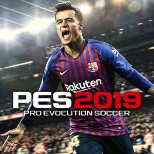 PRO EVOLUTION SOCCER 2019 - بازی فوتبال پی اس 2019 اندروید + دیتا