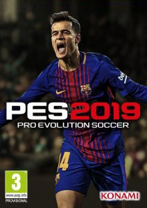 Pro Evolution Soccer 2019 - دانلود بازی PES 2019 برای کامپیوتر