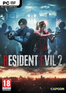 Resident Evil 2 Remake - دانلود بازی رزیدنت اویل 2 ریمیک برای کامپیوتر