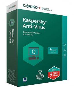 Kaspersky Antivirus 2019 - آنتی ویروس کسپراسکای برای ویندوز