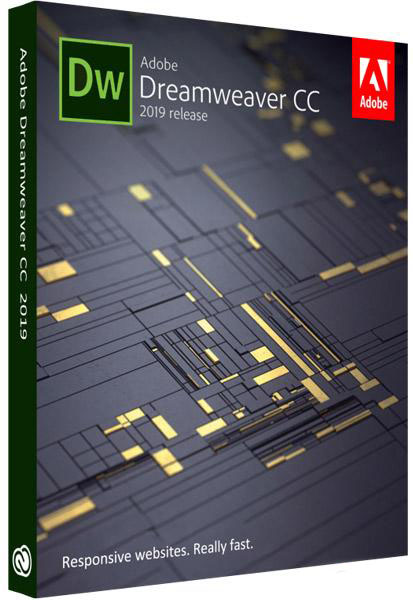 Adobe Dreamweaver 2019