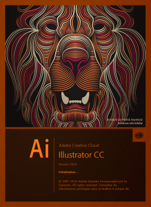 Adobe Illustrator CC 2019 - نرم افزار ادوبی ایلوستریتور برای ویندوز