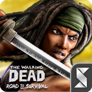 The Walking Dead: Road to Survival - دانلود بازی مردگان متحرک جاده بقا برای اندروید + دیتا