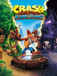 Crash Bandicoot N. Sane Trilogy - دانلود بازی سه گانه کراش بندیکوت برای کامپیوتر