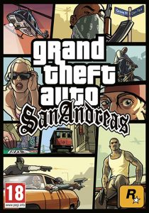 Grand Theft Auto San Andreas - دانلود بازی جی تی ای سن آندرس برای کامپیوتر