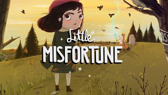 دانلود بازی ماجراجویی Little Misfortune برای کامپیوتر