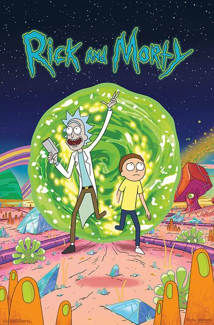 دانلود سریال Rick and Morty - فوردانلود