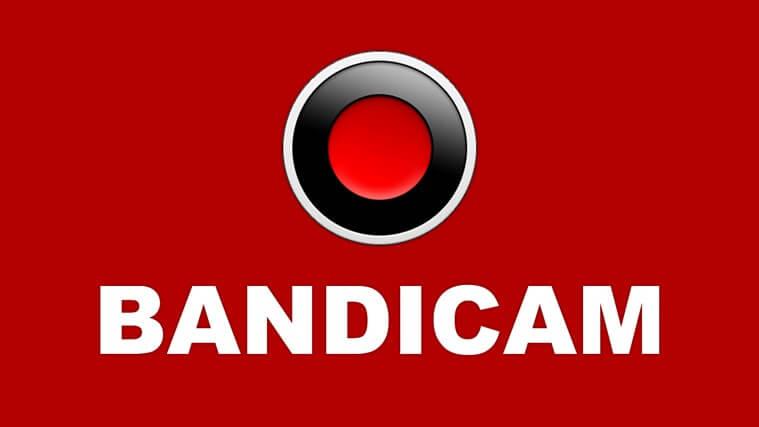 Bandicam - دانلود نرم افزار فیلمبرداری از صفحه برای ویندوز