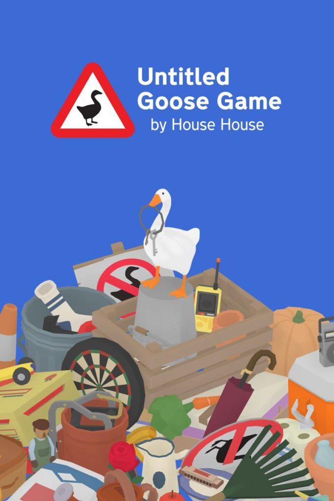 دانلود بازی Untitled Goose Game برای کامپیوتر - فوردانلود
