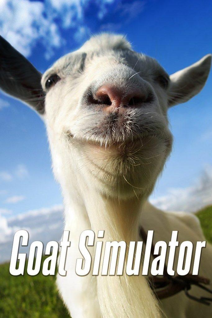 Goat Simulator - دانلود بازی شبیه ساز بز برای کامپیوتر