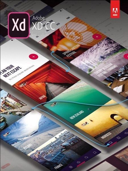 Adobe XD CC 2020 - نرم افزار ادوبی ایکس دی برای ویندوز