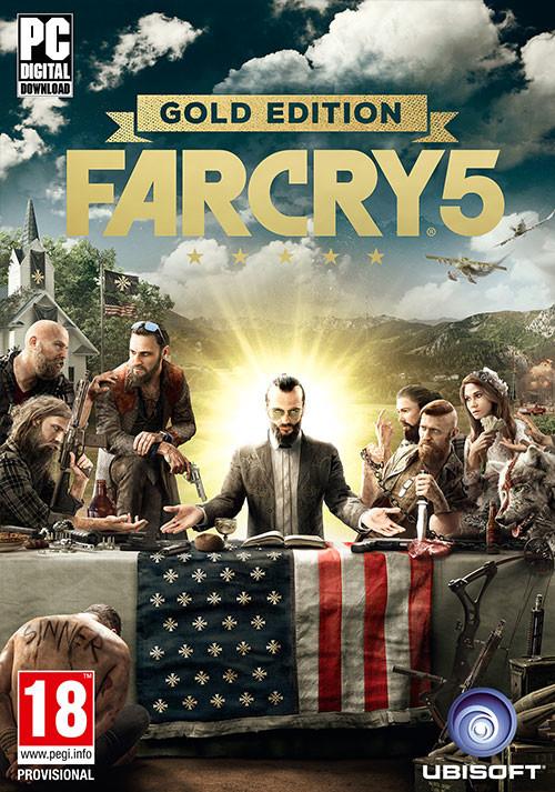FAR CRY 5 - بازی فارکرای 5 برای کامپیوتر