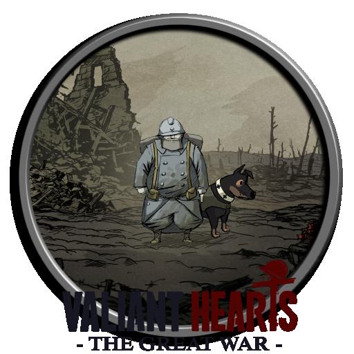 Valiant Hearts The Great War - دانلود بازی شجاع دل جنگ بزرگ برای اندروید + دیتا