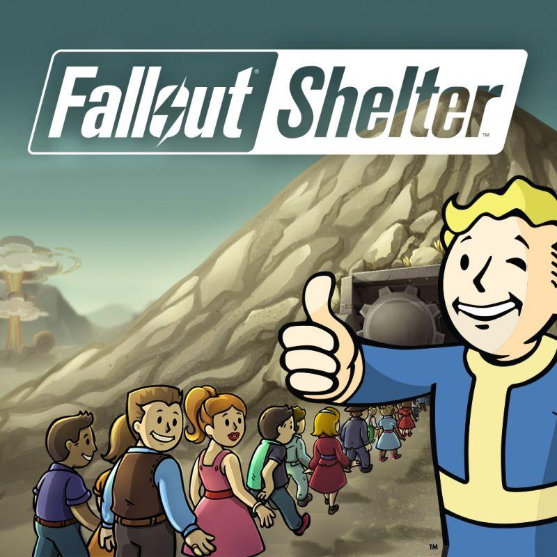 Fallout Shelter  - دانلود بازی فالوت شلتر برای اندروید + مود + دیتا