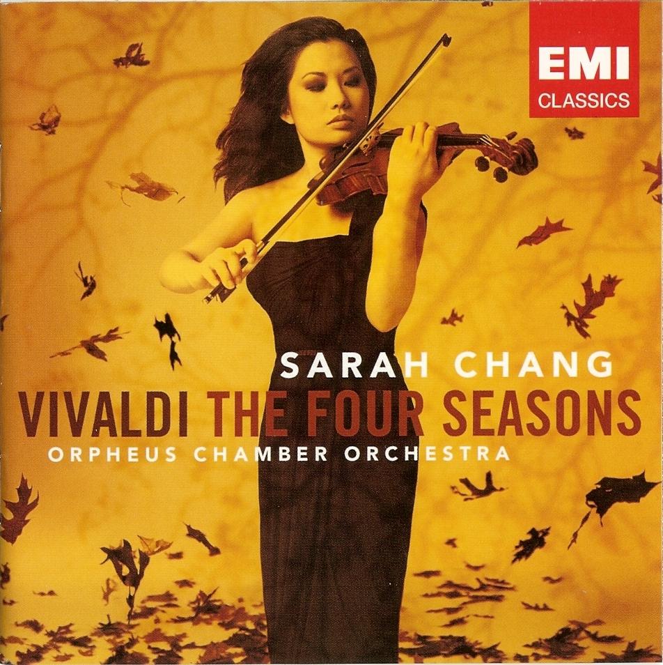 Vivaldi The Four Seasons - دانلود آلبوم سمفونی چهار فصل ویوالدی
