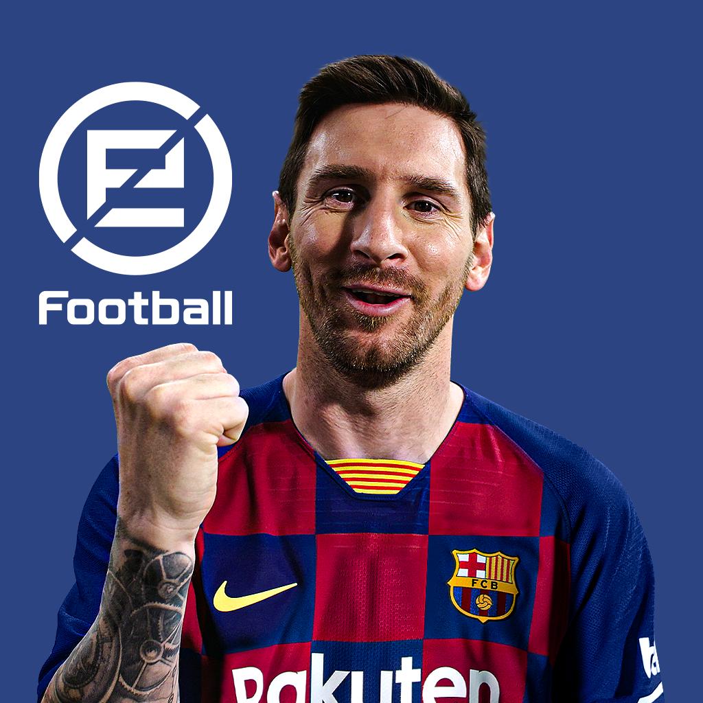 eFootball PES 2020  - دانلود بازی فوتبال پی ای اس 2020 برای اندروید + دیتا