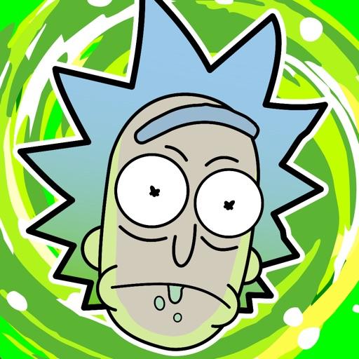 Pocket Mortys  - دانلود بازی ریک و مورتی برای اندروید + نسخه مود