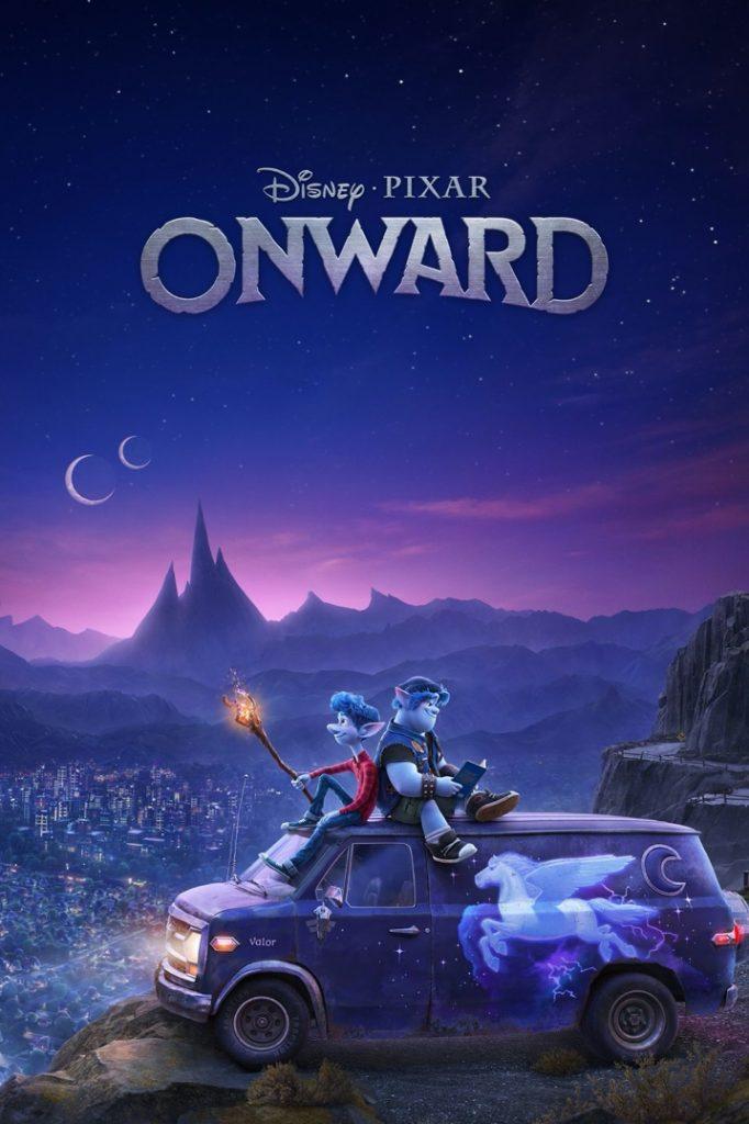 Onward 2020 - دانلود انیمیشن به پیش 2020 با زیرنویس فارسی