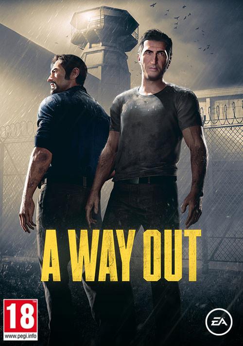دانلود بازی A Way Out برای کامپیوتر - فوردانلود
