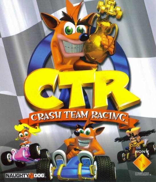 Crash Team Racing - دانلود بازی کراش ماشینی برای کامپیوتر
