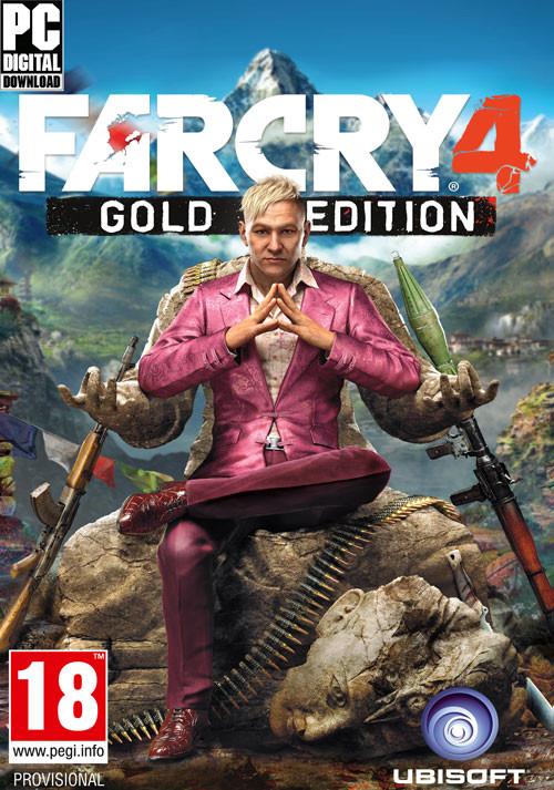 Far Cry 4 Gold Edition - دانلود بازی فارکرای 4 برای کامپیوتر