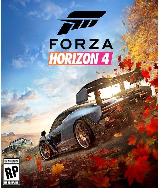 Forza Horizon 4 - دانلود بازی فورزا هورایزون 4 برای کامپیوتر
