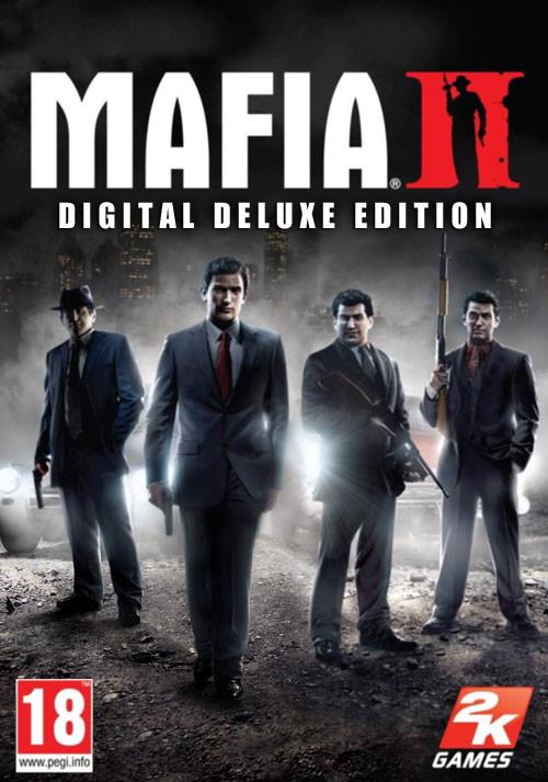 Mafia II - دانلود بازی مافیا 2 برای کامپیوتر
