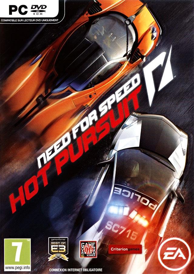 Need for Speed HOT PURSUIT - دانلود بازی نید فور اسپید هات پرسویت برای کامپیوتر
