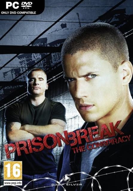 Prison Break The Conspiracy - دانلود بازی فرار از زندان برای کامپیوتر