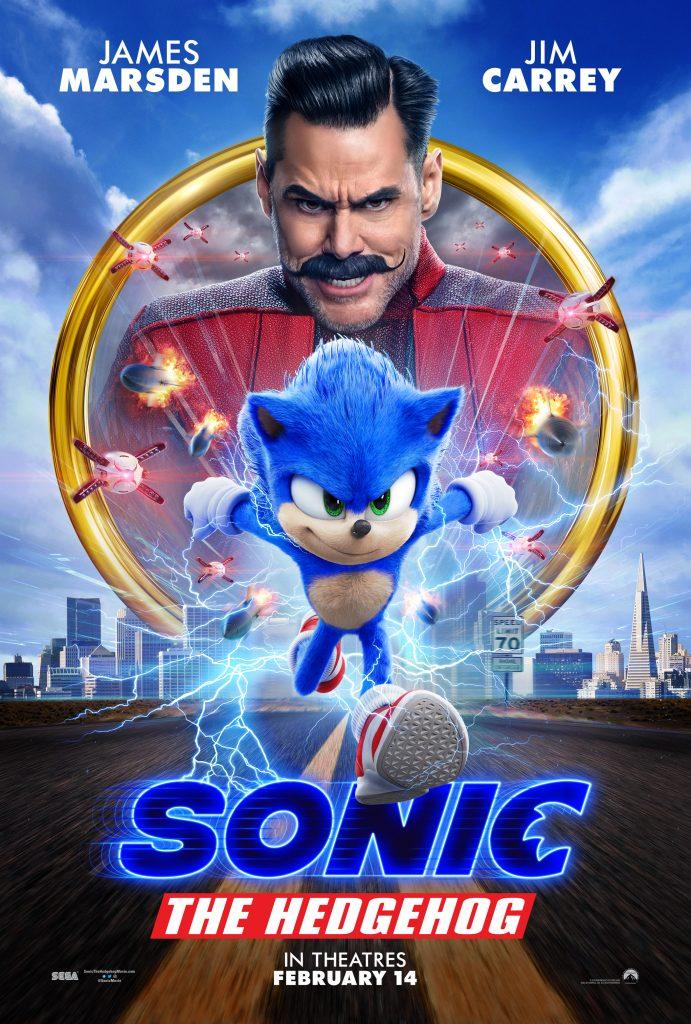 Sonic the Hedgehog 2020 - دانلود فیلم سونیک 2020 به همراه زیرنویس فارسی