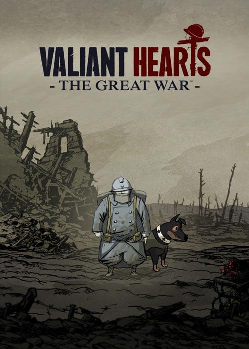Valiant Hearts The Great War - دانلود بازی شجاع دل جنگ بزرگ برای کامپیوتر