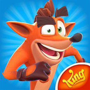 Crash Bandicoot Mobile - دانلود بازی کراش بندیکوت موبایل برای اندروید + دیتا