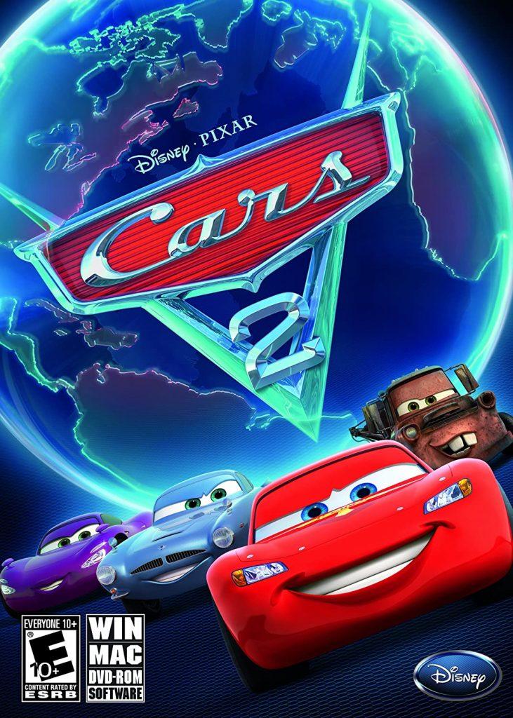 Cars 2 - دانلود بازی ماشین ها 2 برای کامپیوتر