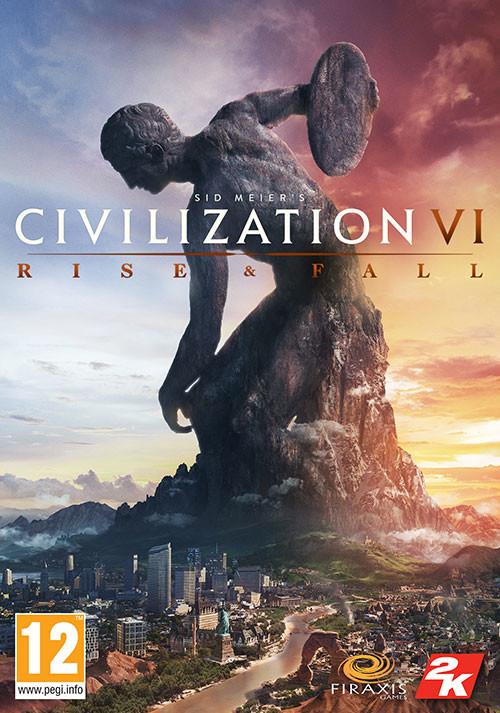 Sid Meier's Civilization VI Rise and Fall - دانلود بازی تمدن 6 برای کامپیوتر