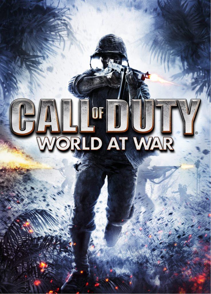 Call of Duty World at War - دانلود بازی کال اف دیوتی جنگ جهانی برای کامپیوتر