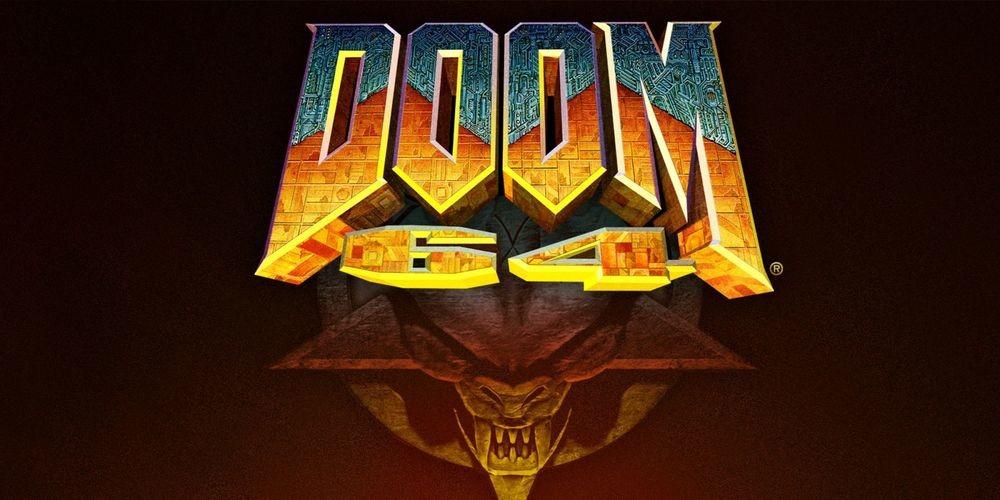 DOOM 64 - دانلود بازی دووم 64 برای کامپیوتر