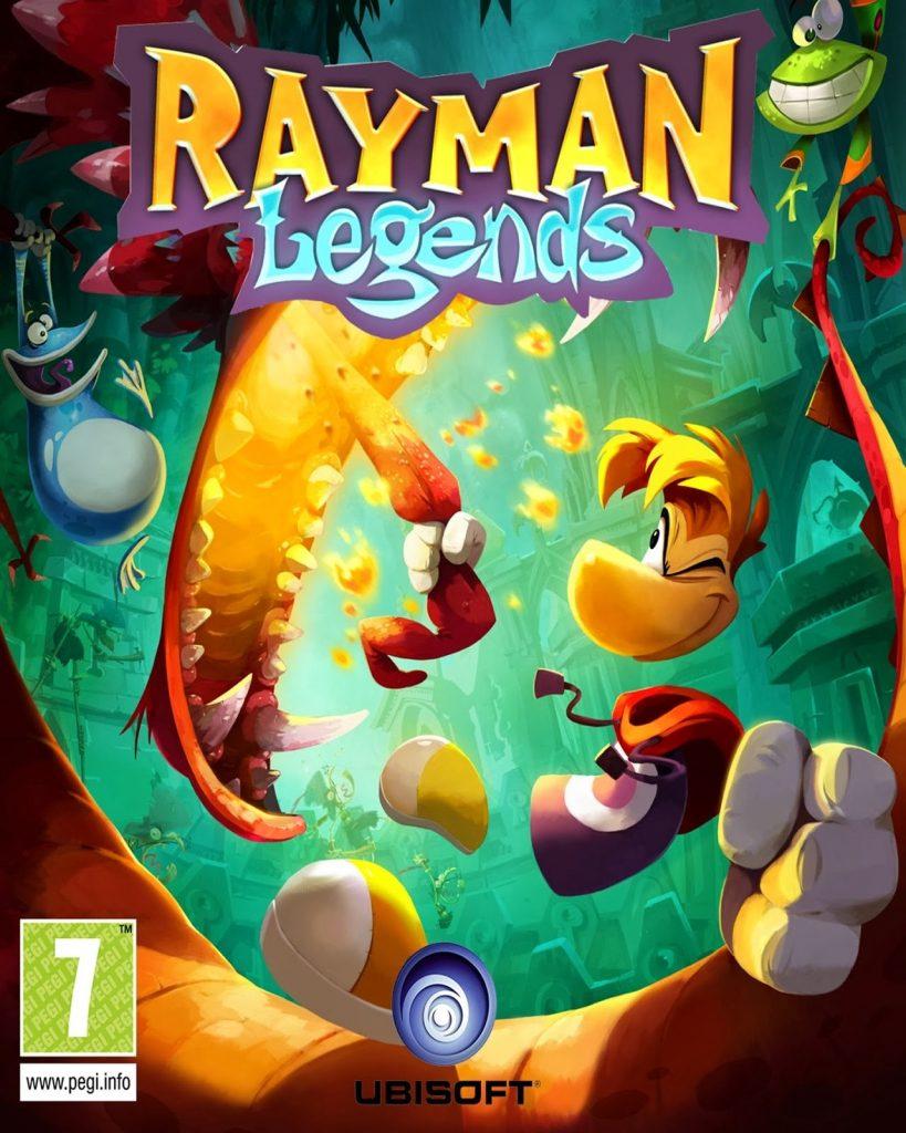 Rayman Legends - دانلود بازی ریمن لجندز برای کامپیوتر