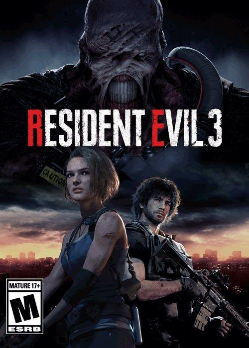 Resident Evil 3 - دانلود بازی رزیدنت اویل 3 برای کامپیوتر